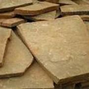 Плитняк песчаник коричневый серый днепропетровск фото