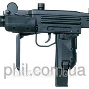 Пневматический пистолет пулемёт KWC Uzi KMB07 фото