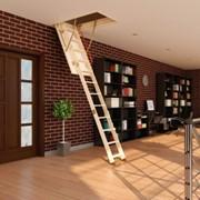 Чердачные лестницы фото