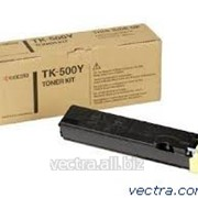 Тонер Kyocera TK-500Y (370PD3KW) фото