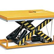 Стол подъемный стационарный TOR HW2003 г/п 2000кг, подъем 250-1300мм фото