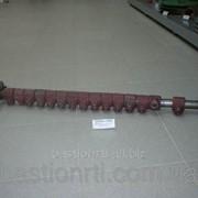 Труба пальчикового мех-ма битера проставки 3518060-18930-01 (с заглушками) фото