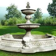 Изготовление и установка фонтанов из камня фото