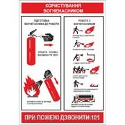 Уголок пожарной безопасности фото