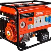 Бензиновый генератор Скат УГБ-8200Е фото