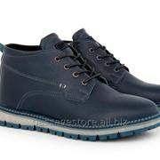 Ботинки зимние мужские кожаные Maxus-595 фото