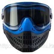 Маска пейнтбольная Empire E-Flex goggle синяя фото
