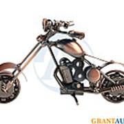 Сувенир Мотоцикл ТИП-47 металлический фото