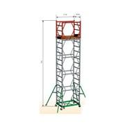 Тур вышка Радиан-Альфа (рабочая площадка 1,7х0,9 м) фото