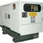 Дизельный генератор LISTER PETTER LLD250-WLE350 (в кожухе) фото