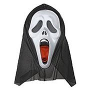 Маска Крик с языком 22х40см фото