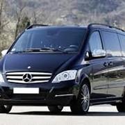 Аренда микроавтобуса Mercedes Viano фото