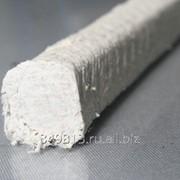 Шнур асбестовый ас плетенный 8х8мм фото