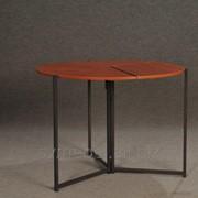 Стол трансформер раскладной круглый Пиланго D100 фото