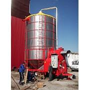 Мобильная зерносушилка Fratelli Pеdrotti ХL 400 фото