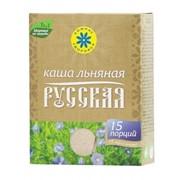 Каша льняная «Русская», 400 г фото