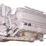 Железнодорожный двигатель М721 (6ЧН18/20) фото