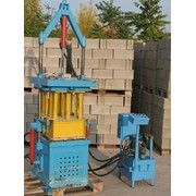 Оборудование для производства кирпича. Вибропресс фото