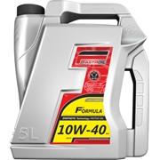 Синтетическое моторное масло Fastroil Formula F7 10W-40 (API SM/CF) фото