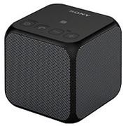 Портативная акустика Sony SRS-X11 Черная фото