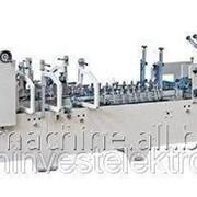 Автоматическая фальце-склеивающая машина на 3 точки SR-PACK-780D фото