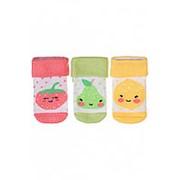 Носочки для новорожденных Фрукты фото
