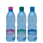 Вода очищенная питьевая- MINERALOFF фото