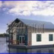 Строительство домов на воде фото
