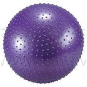 Массажный мяч 75cm aerobika 2 фото