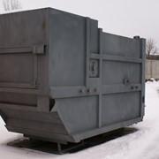 Пресс-контейнер фото
