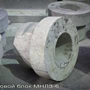 Гнездовой блок МНЛЗ-6 фото