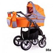 Детская коляска 2 в 1 Adbor Zipp 98a (Артикул 1102-0476) фото