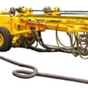 Установка бурильная шахтная УБШ 201-А фото