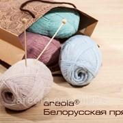 "Пряжа для ручного вязания ""Альпака №10"" фото"