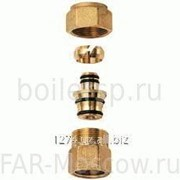 Переходник 1 ВР - с концовкой для металлопластиковых труб 32х3, артикул FC 5051 1276275 фото
