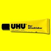 Универсальный прозрачный клей UHU Alleskleber фото