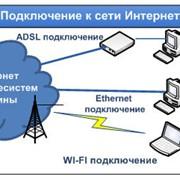 Услуги доступа к сети Интернет фото
