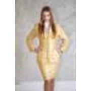 Ремонт кожаных пиджаков с заменой деталей в кожанном ателье Альпари-кожа. фото