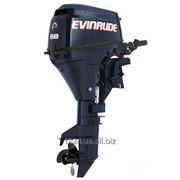 Четырехтактный компактный мотор Evinrude E10 RL4 фото