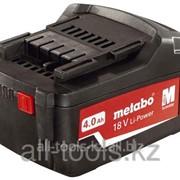 Аккумулятор LI-Power Extreme -18 В- 4 А*ч- Li-Ion Код: 625591000 фото