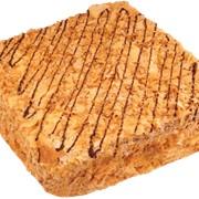 Торт слоёный Наполеон фото