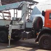 Агрегаты, Агрегат для транспортировки кабельных барабанов и насосов «ЭЦН» АТЭ-Е фото