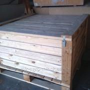 Ящик деревянный фото