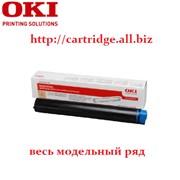 Картридж TONER Cartridge OKI 44059228 black фото