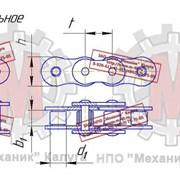 Цепи приводные роликовые однорядные повышенной точности и прочности 1ТП-31,75 фото