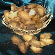 Сухари Янтарные диетические фото