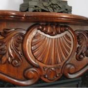 Элементы деревянного декора фото