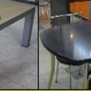 Столы на заказ для ресторанов, баров фото