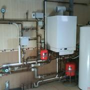 Монтаж теплотехнічного обладнання фото