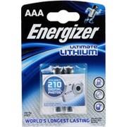 Батарейка Energizer Ultimate Lithium AAA FR03 фото